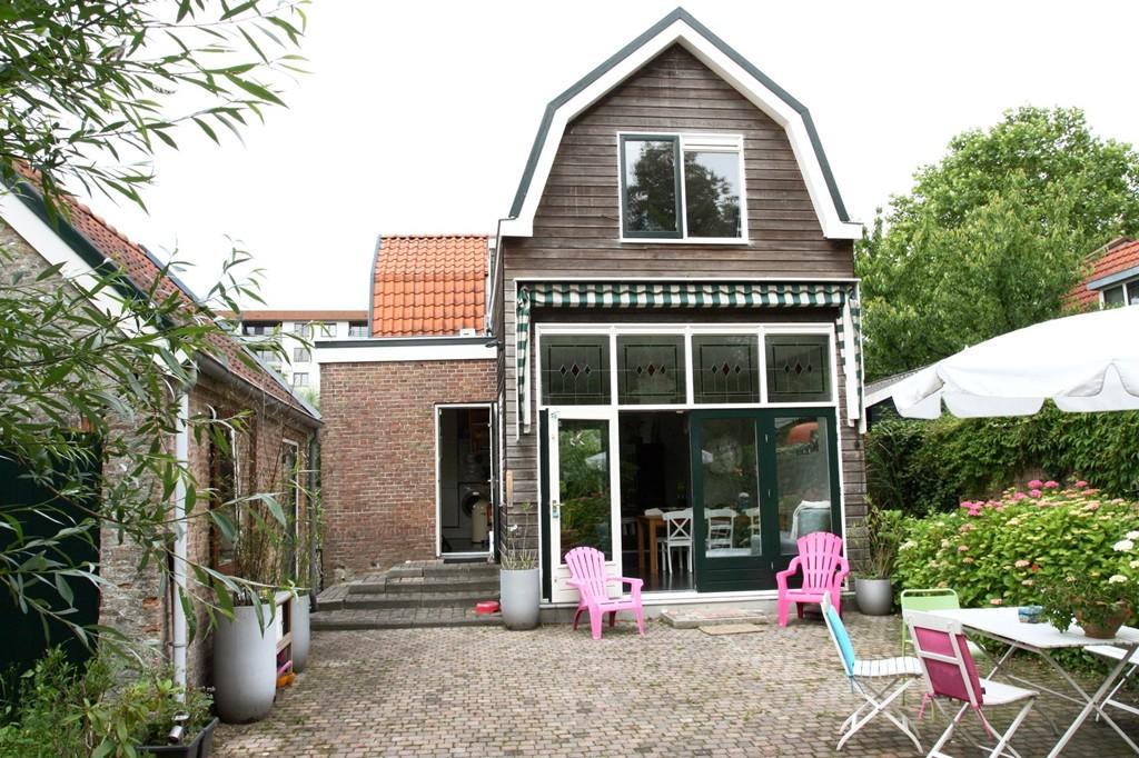 Kromme Zandweg, Rotterdam