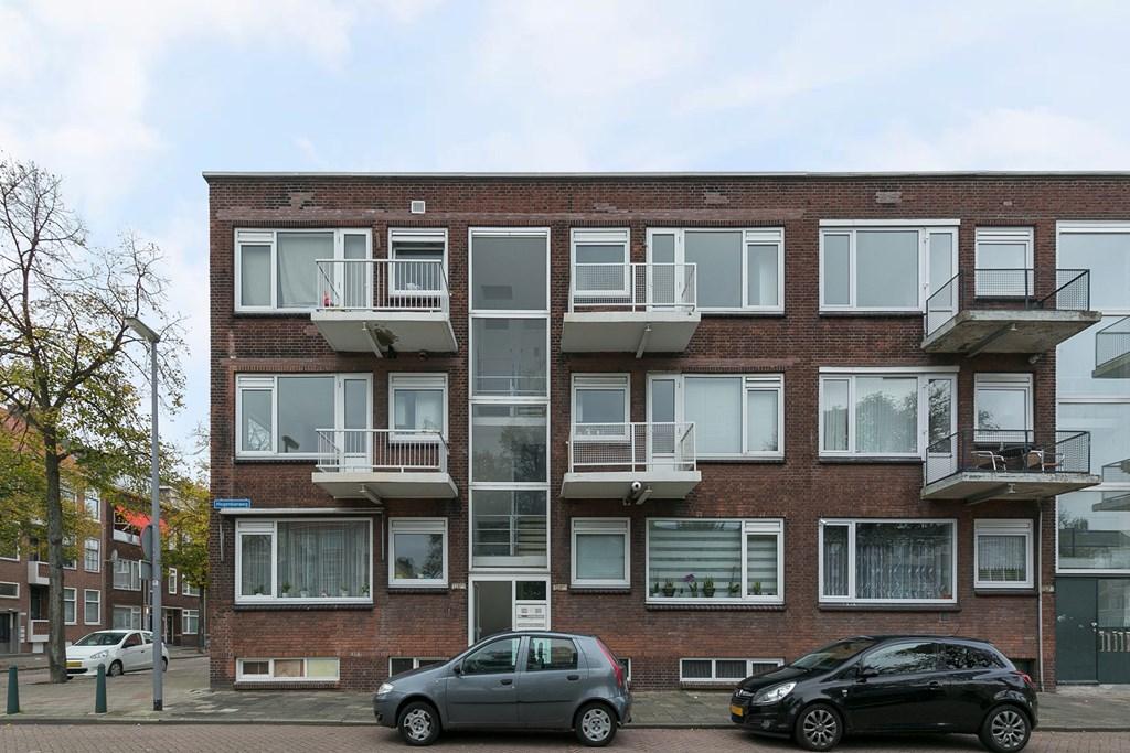 Hogenbanweg, Rotterdam