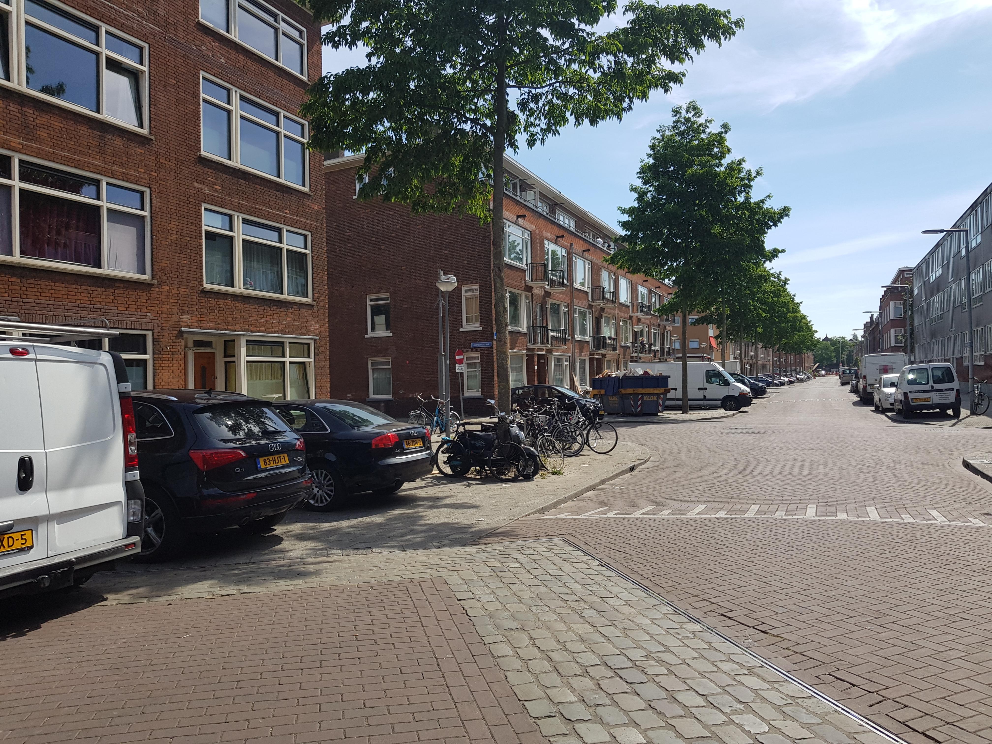 Property photo - Frans Bekkerstraat 78C, 3082TW Rotterdam