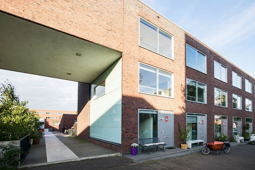 Maria Austriastraat, Amsterdam
