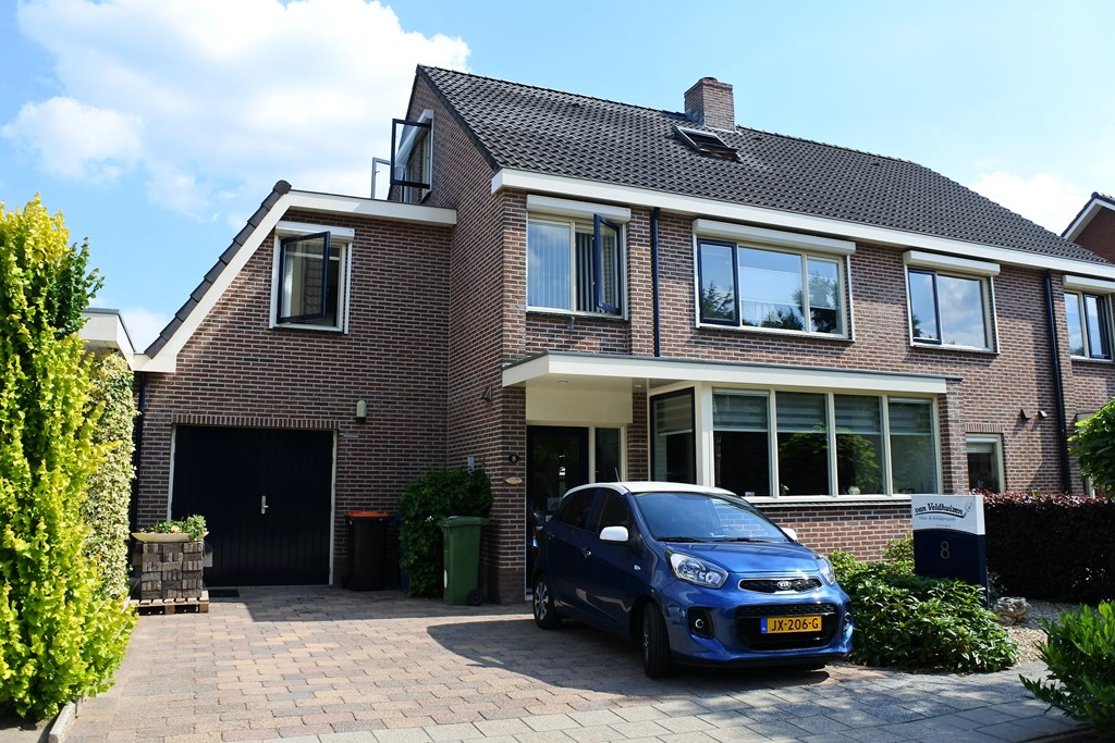 Appartement huren aan de Gersteland in Barneveld