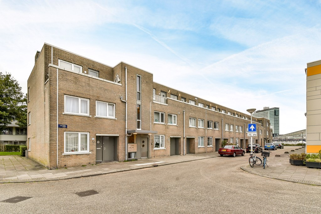 Gieterij, Amsterdam