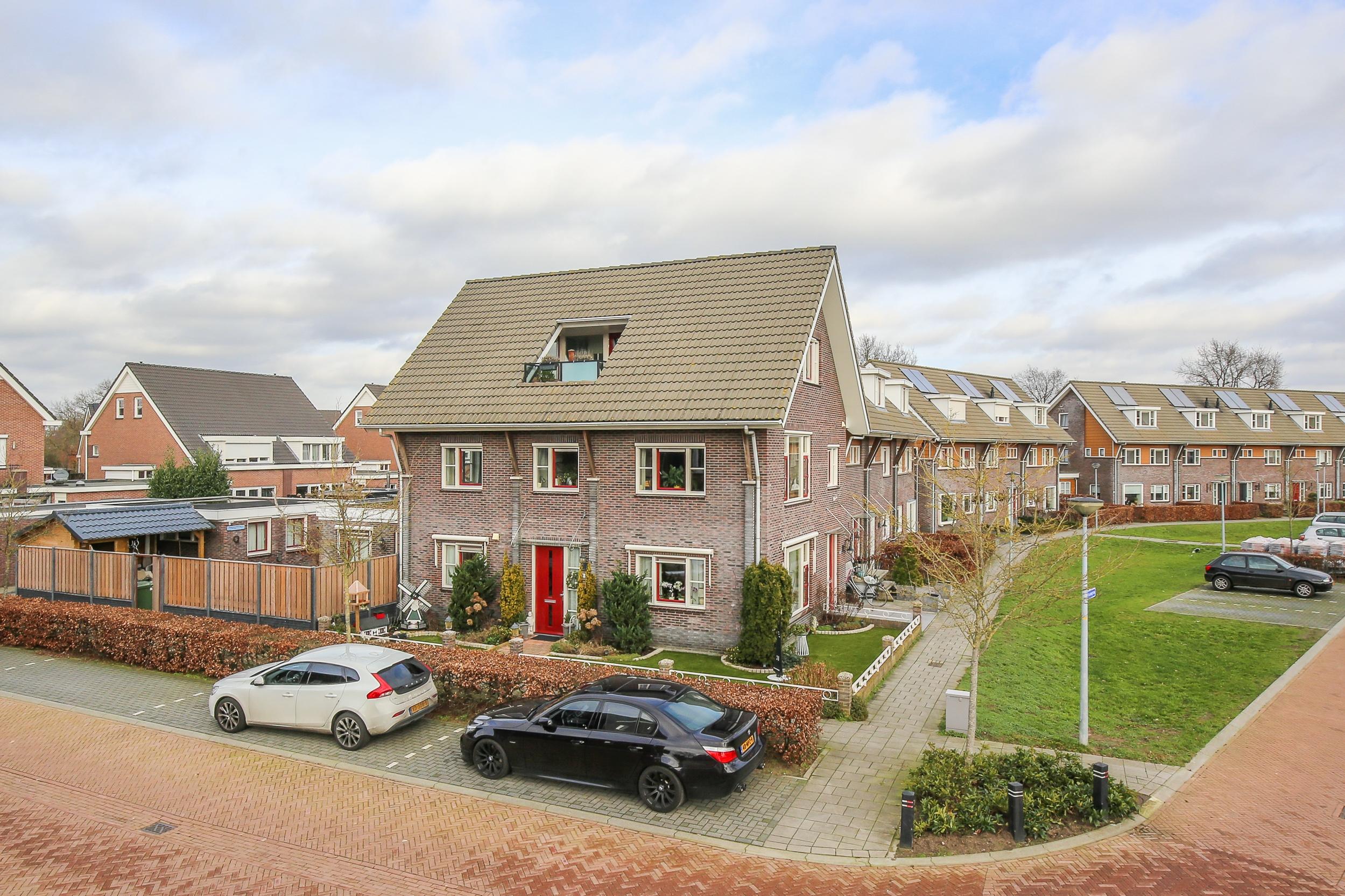 Onder bod: Deze woning heeft een unieke website: www.blauwgras36.nl