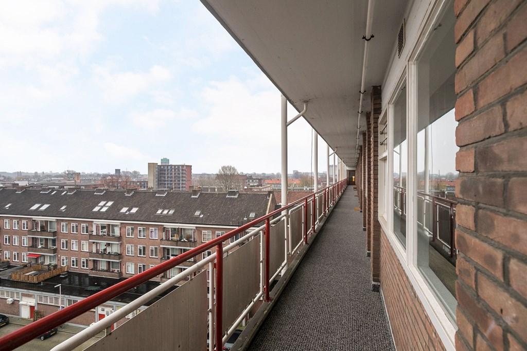 Jonker Fransstraat, Rotterdam