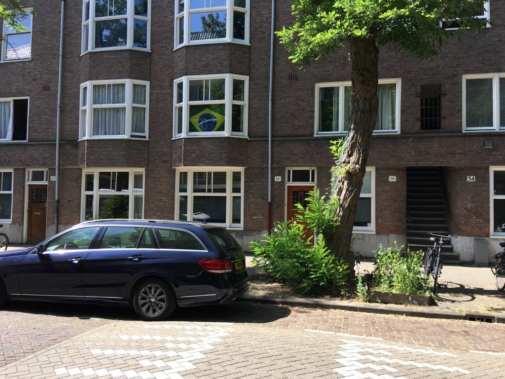 Roerstraat, Amsterdam