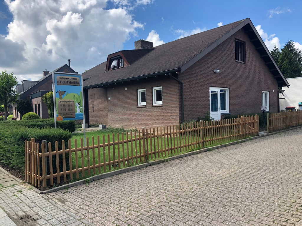 Stenen Brug, Landgraaf