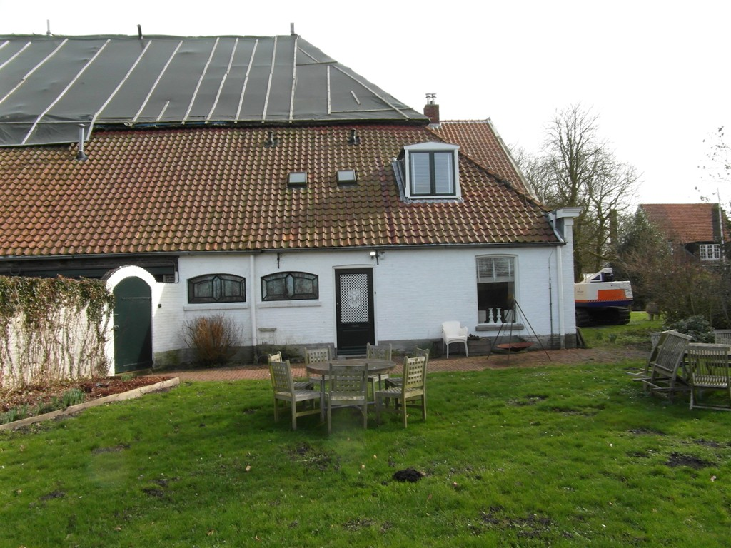 Lisserweg, Lisserbroek