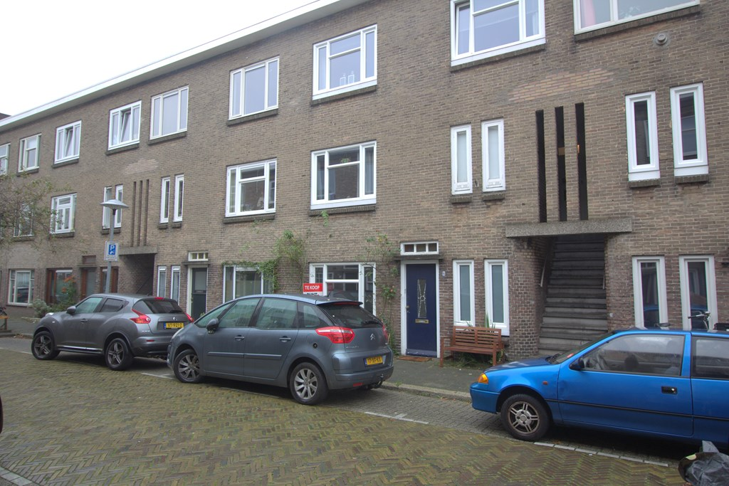 Curacaostraat, Utrecht